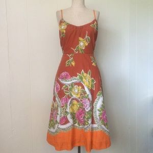 Odille Midi Sundress